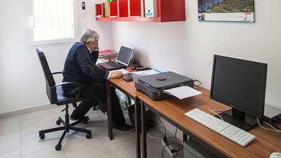 Michel service comptabilité